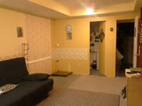 FOR RENT : Beautiful 3 1/2 IN BASEMENT OF A DUPLEX IN LASALLE