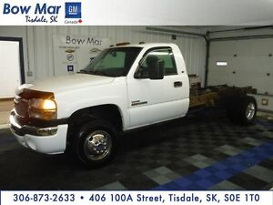 2007 GMC Sierra 3500 Chassis Cab