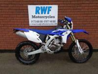 Yamaha WR450 F, 2016 MODEL, MINT COND ONLY 2 OWNERS & 672 MILES FROM NEW