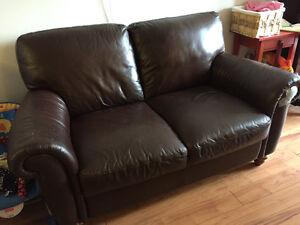 FREE Genuine Leather Couch