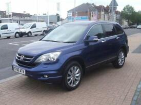 Honda CR-V Manual Diesel I-DTEC ES Blue 2010 67000 DIESEL MANUAL 2010/60