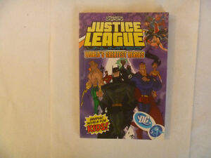 JUSTICE LEAGUE Unlimited: World's Greatest Heroes -Graphic Novel