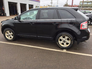 2009 Ford Edge Limited - Black Leather