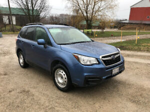2018 Subaru Forester 2.5i For Sale