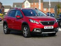 2019 Peugeot 2008 S/S ALLURE Manual Hatchback Petrol Manual
