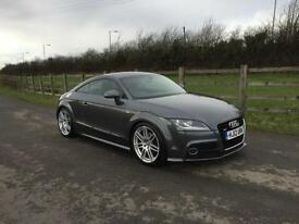 Audi TT Coupe 2.0TDI quattro 2012 S Line finance available