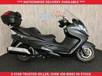 SUZUKI BURGMAN 400 AN 400 ZA L5 ABS MODEL 12 MONTH MOT 2015 15