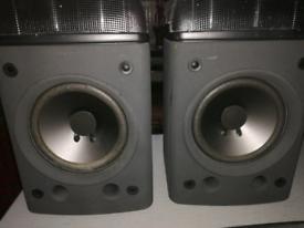 Genexxa Pro5 speakers