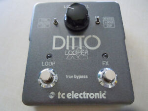 TC Electronics Ditto Looper X2