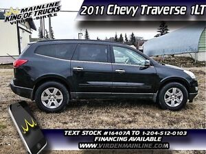 2011 Chevrolet Traverse 1LT   - $157.35 B/W