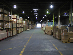 80,000sqft of Warehousing Space Available!!
