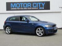 2011 BMW 1 SERIES 118D M SPORT HATCHBACK DIESEL