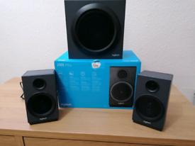 Logitech Z333 2.1 Multimedia Speaker System