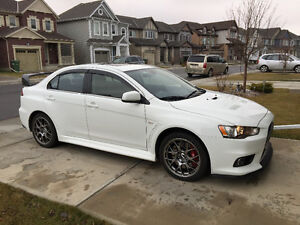 2014 Mitsubishi Evolution MR