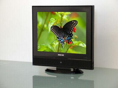 Televisore 15'' Pollici TV INNO HIT IH1595T Nero TVC SD 4:3 SCART TELECOMANDO