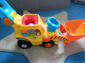 Vtech push and pop digger