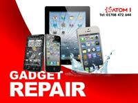 Smartphone Tablet MacBook Laptop PC Repair Service. iPhone iPad Samsung Xperia Htc LG Screen Repairs