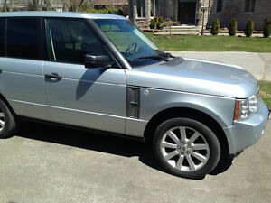 2007 Land Rover Range Rover Supercharged SUV, Crossover