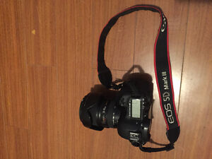 Canon 5D MkIII - $3500 OBO