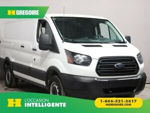 """2017 Ford TRANSIT T-250 130"""" Low Rf 9000 GVWR Swing-Out RH Dr"""