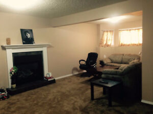 AVAILABLE NOW!! Basement Suite for rent (2 Bedroom, 1 Bathroom)