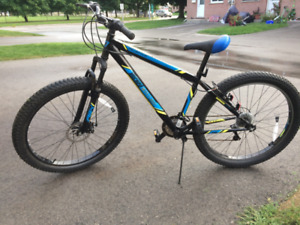 Mountain Bikes, Schwinn Kicker Pro, Huffy Wicked Fallout Plus