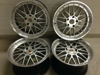 Porsche RPK LM Custom Wheels