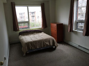 Furnished bedroom in three bedroom available in Clayton Park