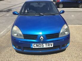 Renaultsport Clio 182 £1650 if gone by Sunday