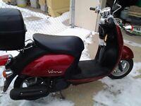 2006 Yamaha Vino.