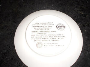 5 Norman Rockwell collectible plates London Ontario image 4