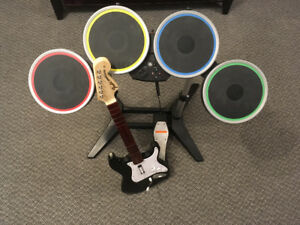 Rock Band 2 for PS3 Set