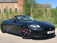 2011 61 JAGUAR XK 5.0 XKR AUTO 510 BHP + ONE OWNER FROM NEW