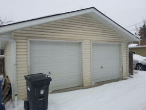 Single Car Garage for Rent in Mount Pleasant