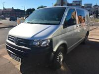2015 15 VOLKSWAGEN TRANSPORTER 6 SEAT 2.0TDI SWB T32 STARTLINE FINANCE AVAILABLE
