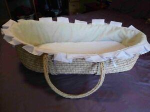 Moses Basket Bassinet
