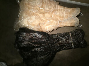 Two Grad dresses!! Great Prices  sizes 2 and 4/6