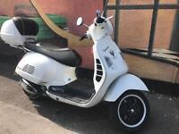 Piaggio Vespa Gtsgtv 300 Ie Supervia Montenapoleone Scooter 2009/59