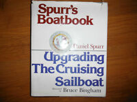 Spurr's Boatbook Upgrading the Cruising Sailboat by Daniel Spurr