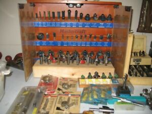 Retired Woodworker Selling Leftover Parts & Tools