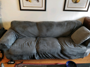IKEA sofa with slipcover