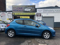 2008 PEUGEOT 207 SPORT 1.4 VTi 95 3 DOOR (AA) WARRANTED INCLUDED