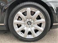 2005 Bentley Continental 6.0 GT 2dr Petrol black Automatic