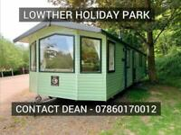 Static caravan holiday home for sale Lake District Cumbria 2 Bed Near Ullswater