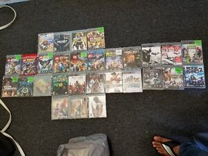 SONY PS3 IN NEW CONDITION WITH 30 GAMES COLLECTIONS