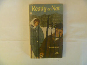 READY OR NOT by Mary Stolz