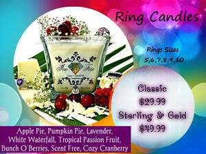 Ring Candles,Wax Bars, Soaps, Electric Wax & Oil Warmers