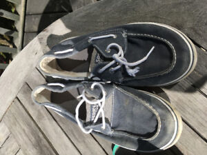 Sperry boys shoes size 5.5