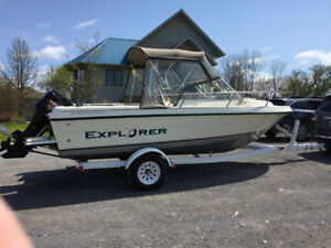 Campion Explorer 542 (Weekend Special $12500)