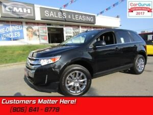 2013 Ford Edge Limited  AWD, NAVIGATION, REAR CAMERA, SUNROOF